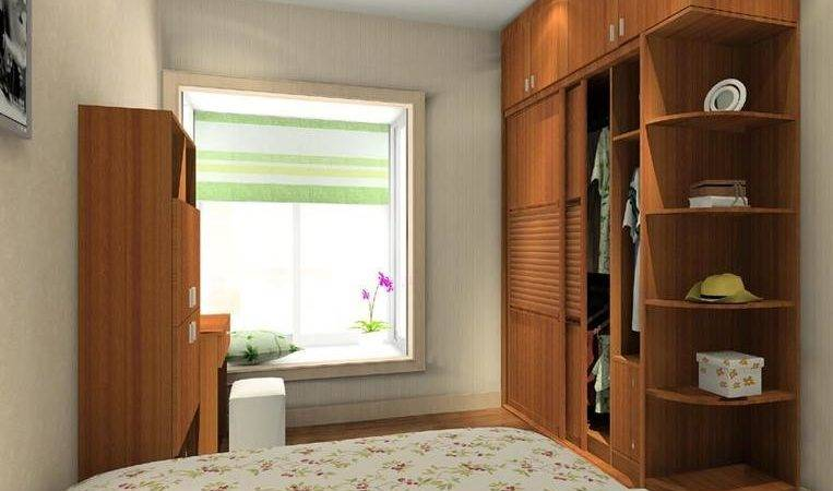 Small Bedroom Cabinet Design