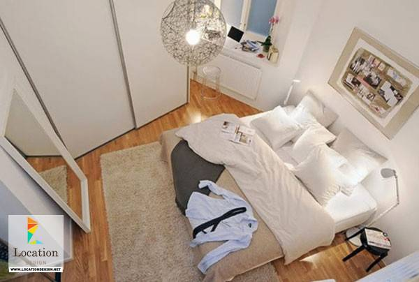 Small Bedroom Designs Makes Your Home Look Bigger