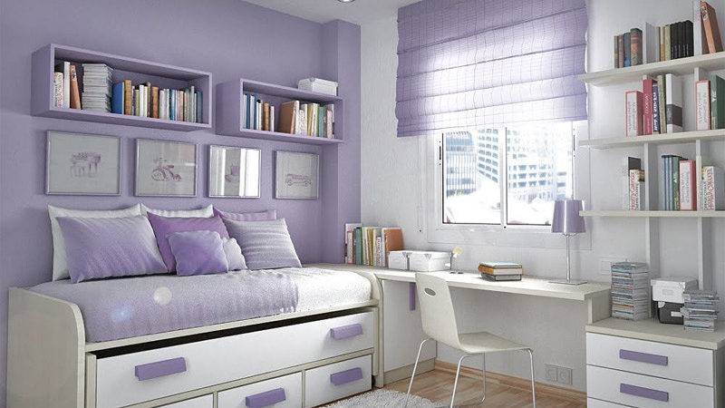 Small Bedroom Designs Tween Years Upstairs