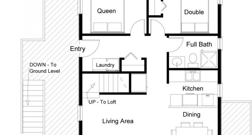 Small Bedroom House Plans New Unique Plan Home Floor