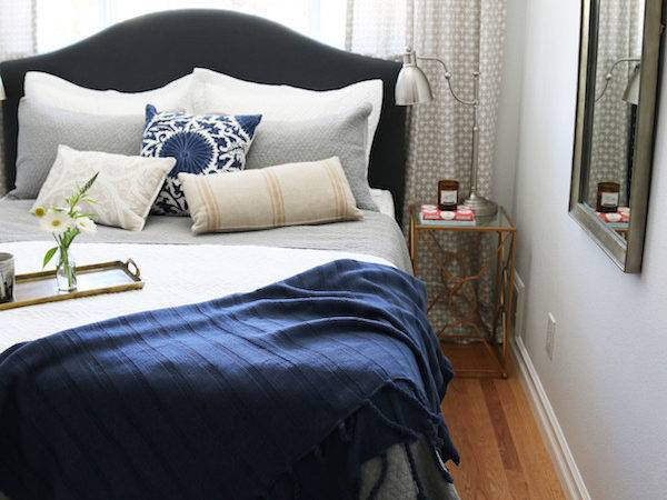 Small Bedroom Makeover Before After Inspired Room