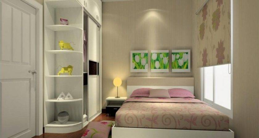 Small Bedroom White Furniture Design House