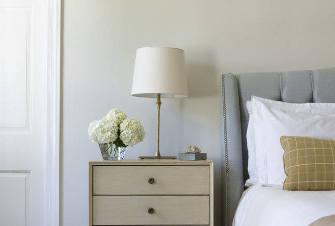 Small Bedside Table Bedroom Contemporary Area Rug
