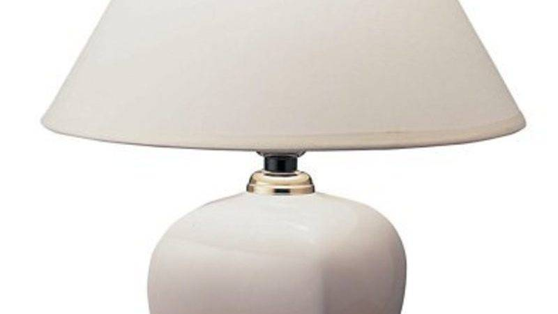 Small Bedside Table Lamps Great Decorations Set