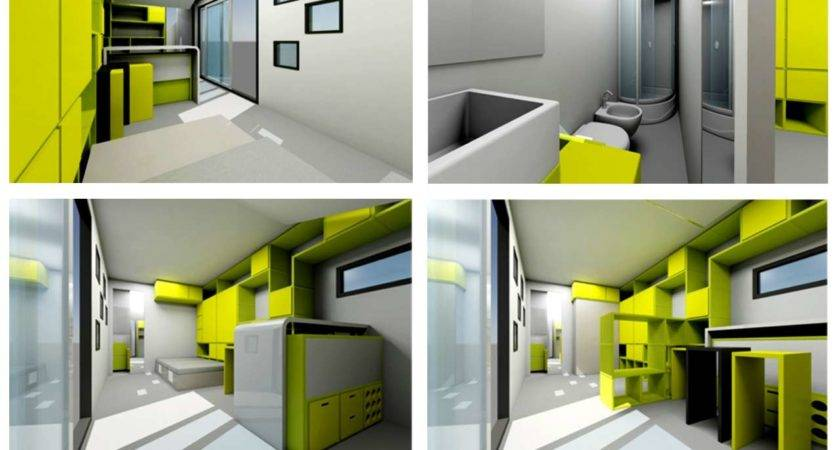 Small Container House Projects Isad School Design