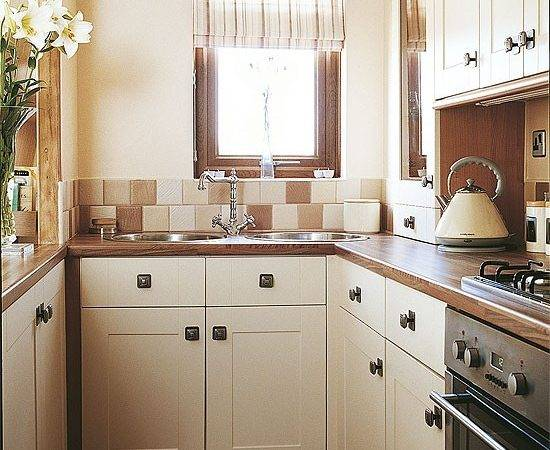 Small Country Style Kitchen Design Decorating
