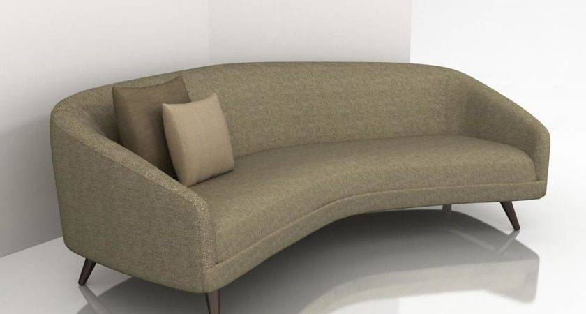 Small Curved Sofa Best Pinterest