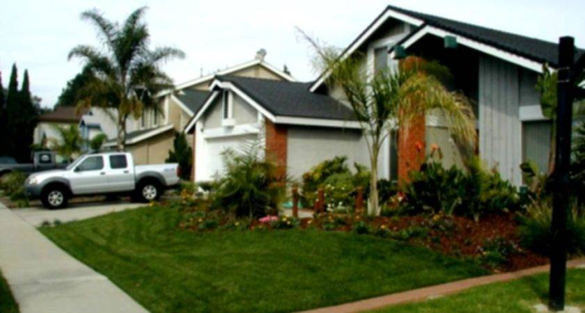 Small Front Yard Landscaping Ideas Rocks Curb Appeal Rock