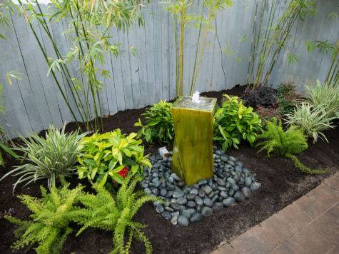 Small Garden Deck Water Feature Savwi