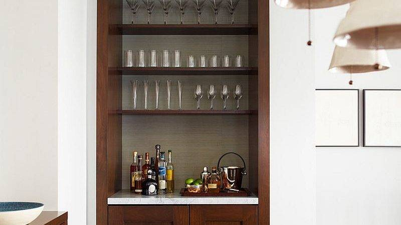 Small Home Bar Ideas Space Savvy Designs