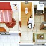 Small Home Designs Floor Plans Furniture