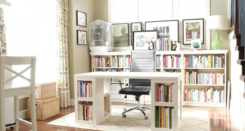 Small Home Office Storage Ideas Clever Space Saving