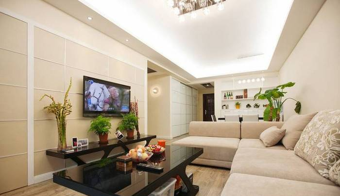 Small House Living Room Design Ideas