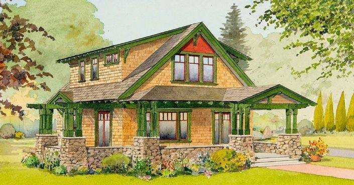 Small House Plans Bungalow Company