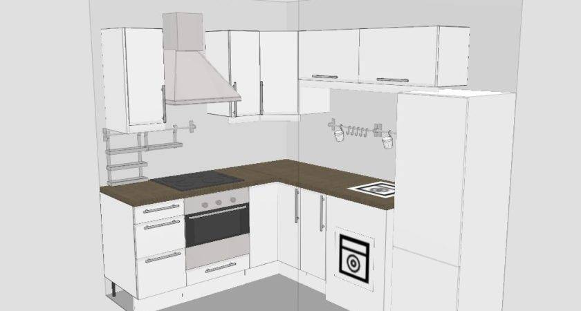 Small Kitchen Makeovers Design
