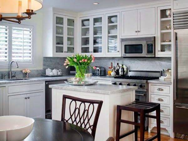 Small Kitchen Microwave Noellena Ideas