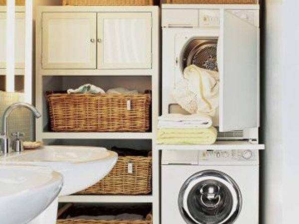 Small Laundry Bathroom Combinations House Design