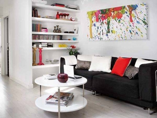 Small Living Room Decorating Ideas Apartments Simple