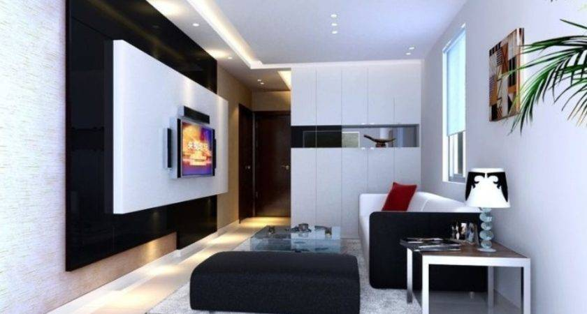 Small Living Room Modern House