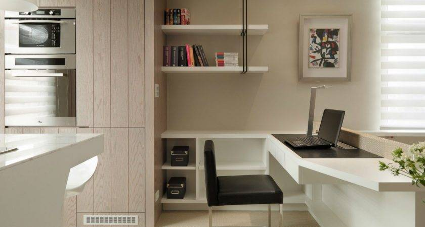 Small Living Super Streamlined Studio Apartment