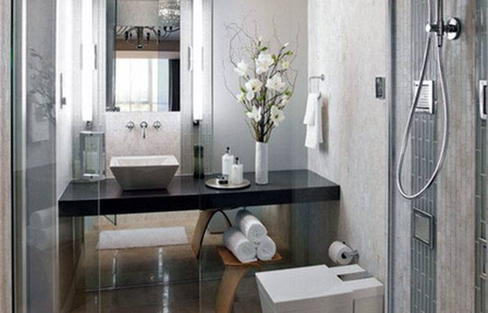 Small Luxury Bathroom Design Home Decoration