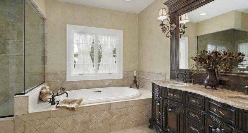 Small Master Bathroom Remodel Ideas Classic Design