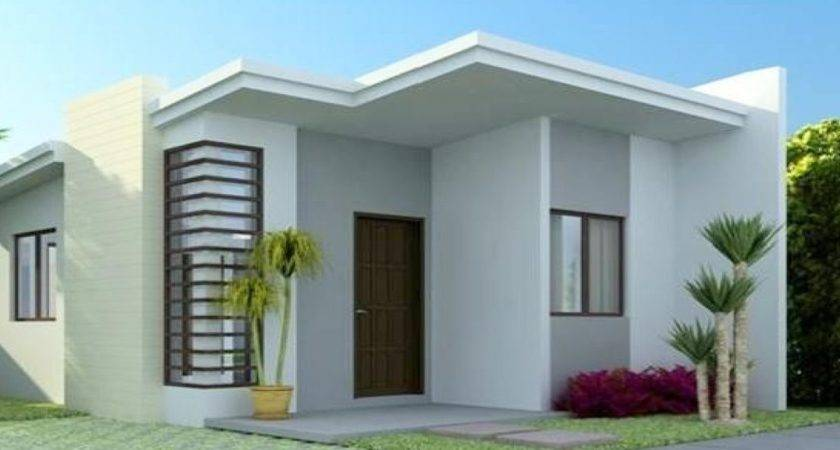 Small Modern Bungalow House Plans Style