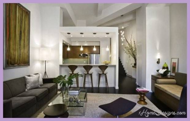 Small Modern Living Rooms Homedesigns