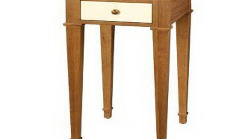 Small Narrow Bedside Table Home Interior Design
