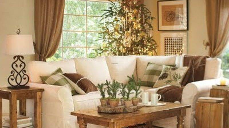 Small Place Style Pottery Barn Christmas Preview
