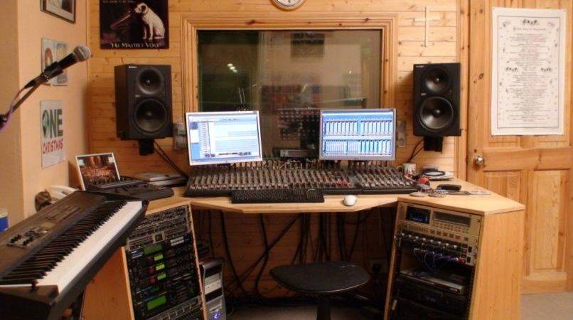 Small Recording Studio Design Ideas Home Decor