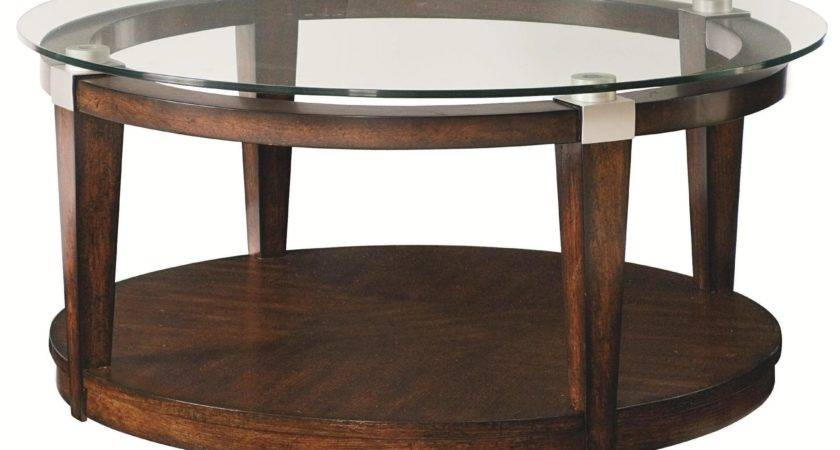 Small Round Pine Coffee Table Tables Wayfair
