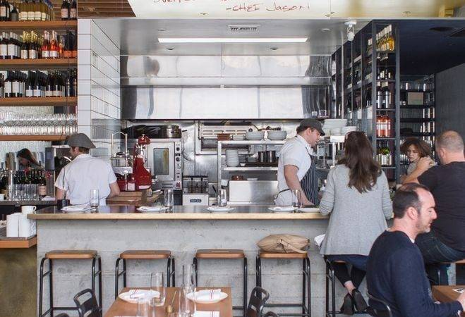 Small Space Cafe Restaurant Nominee Superba