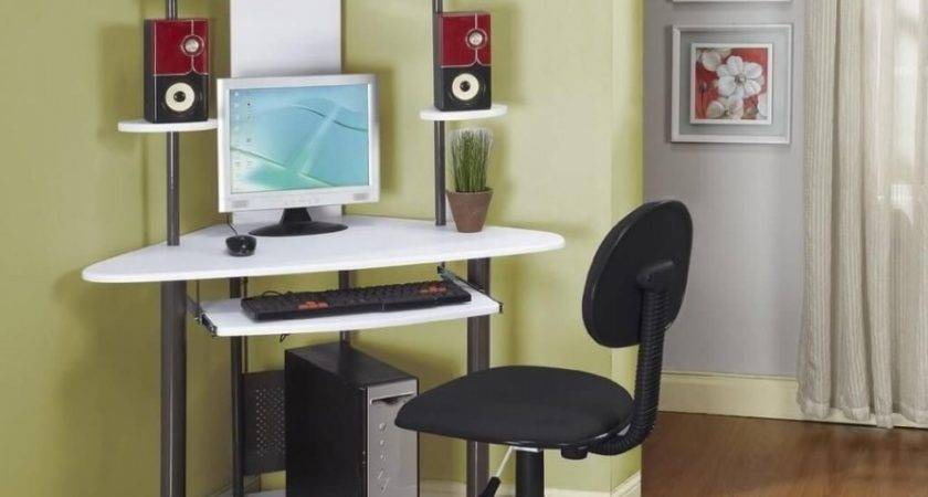 Small Space Computer Desk Solutions Whitevan