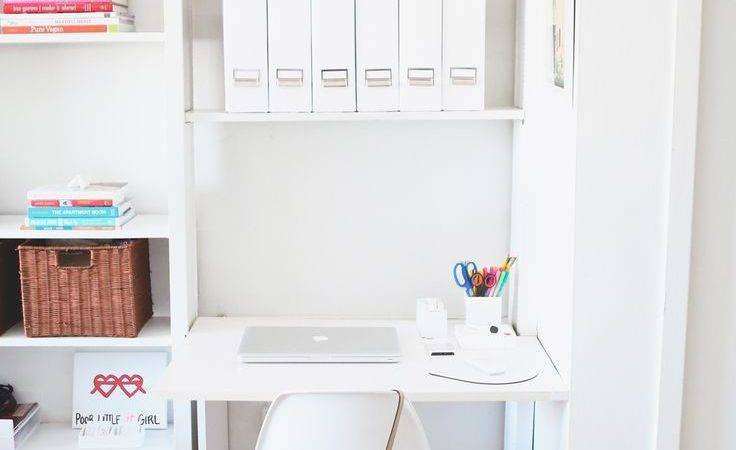 Small Space Home Office Solutions Everygirl