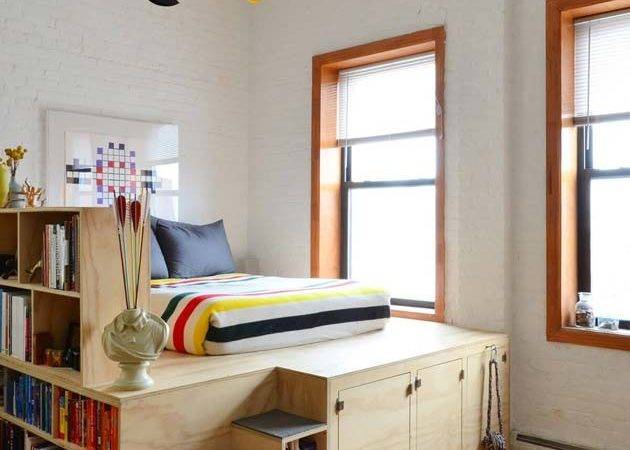 Small Space Ideas Maximize Your Tiny Bedroom