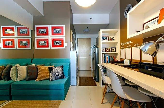 Small Space Ideas Sqm Condo
