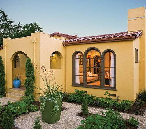 Small Spanish Style Home Plans Homes