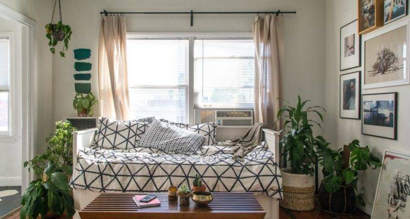 Small Studio Apartment Gets Large Dose Function