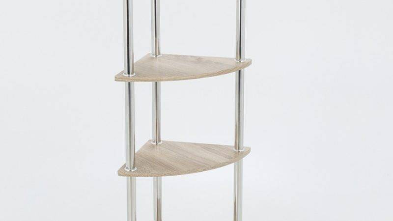 Small Tier Corner Shelving Unit Other Furniture