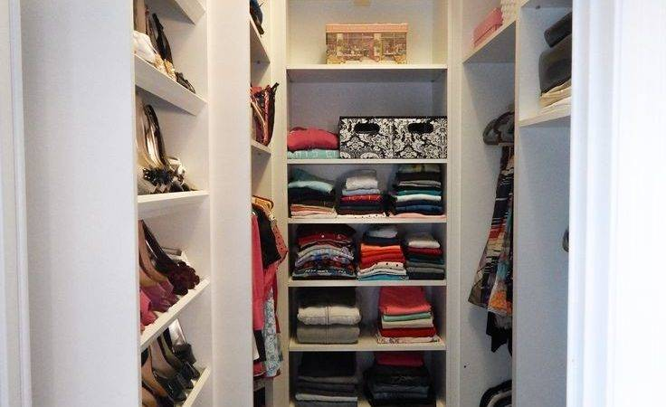 Small Walk Closet Design Solutions Idea