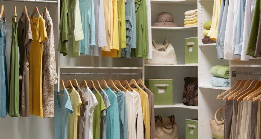 Small Walk Closet Ideas Women Designs