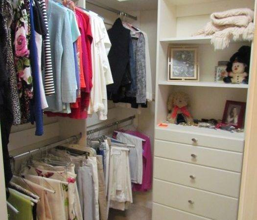 Small Walk Closets Atlanta Closet