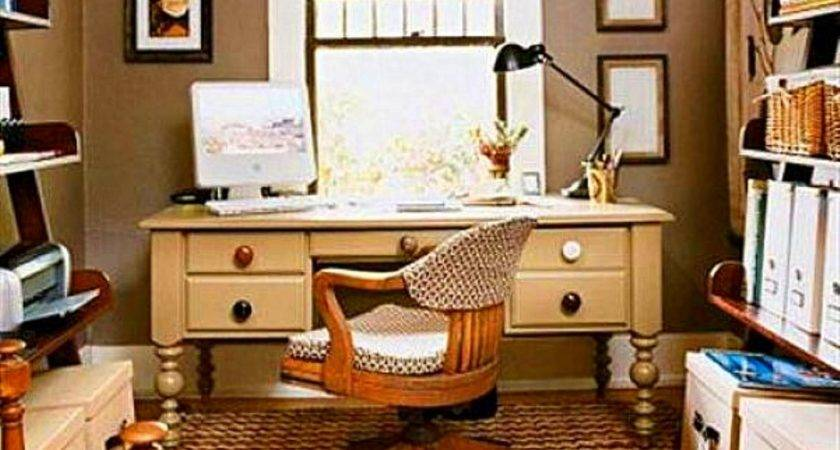 Small Work Office Decorating Ideas Home Interior