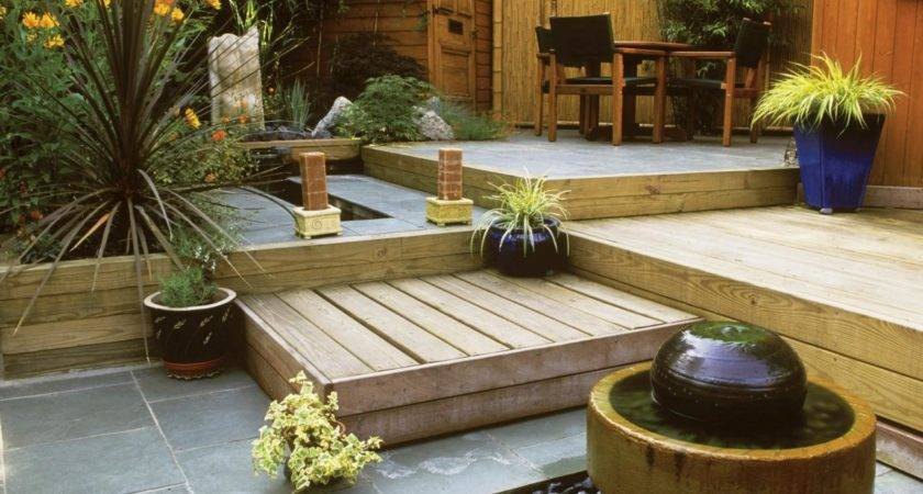 Small Yard Design Ideas Landscaping Hardscape