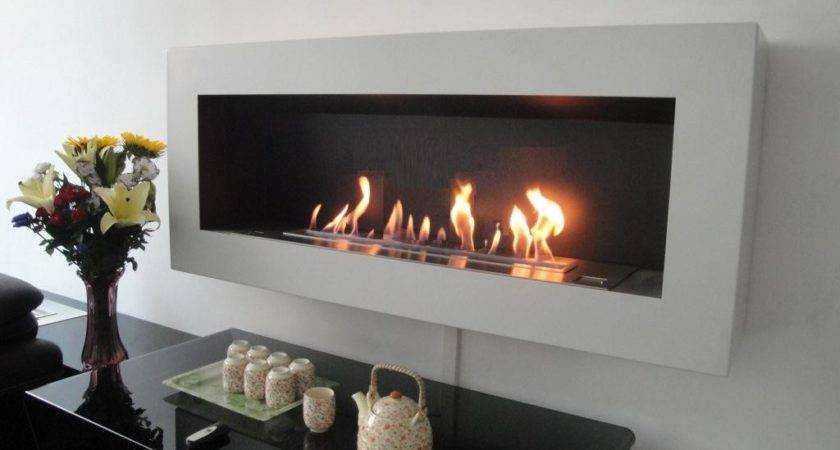 Smart Ethanol Fireplace Remote Control Safety