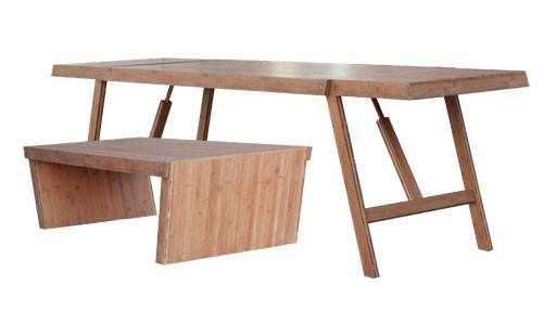 Smart Functional Convertible Coffee Table Dining
