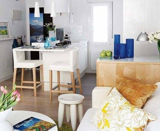 Smart Organizing Space Small Apartment Theydesign