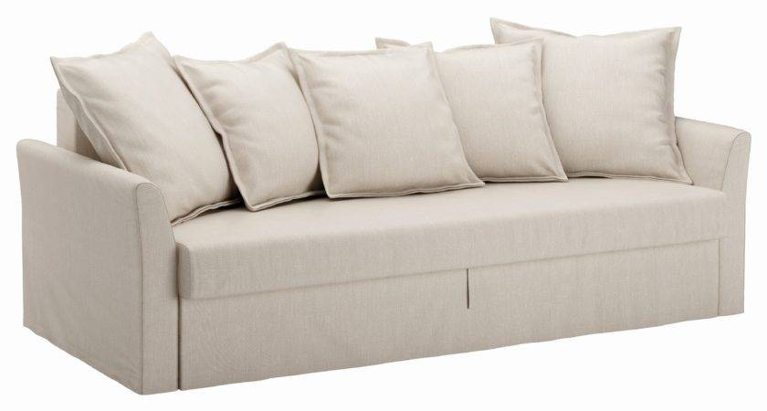 Sofa Bed Sleeper New Holmsund Nordvalla Beige