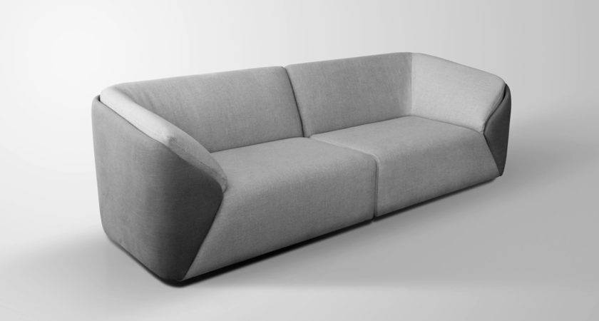 Sofa Cool Couches Provides Warm Comfortable Feel